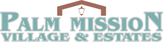 Palm Mission Village and Estates logo